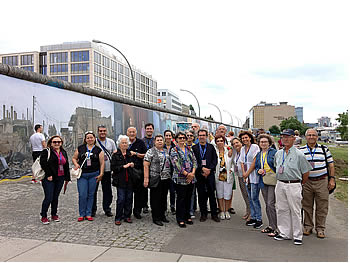 Grupo Cap, Brasil/Portugal, em Berlim, 26/06/2016