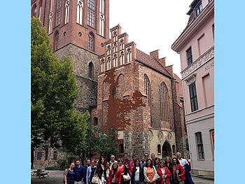 Grupo Abreu, Portugal, em Berlim, 05/08/2016