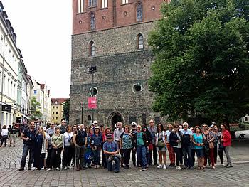 Grupo Abreu, Brasil/Portugal, em Berlim, 07/08/2016