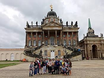 Grupo Jóias, Brasil, em Potsdam, 12/08/2016