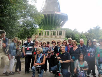 Grupo Queensberry, Brasil, em Potsdam, 16/08/2016