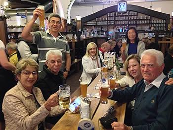 Grupo 2 Queensberry, Brasil, en Hofbräuhaus Berlim, 17/08/2016