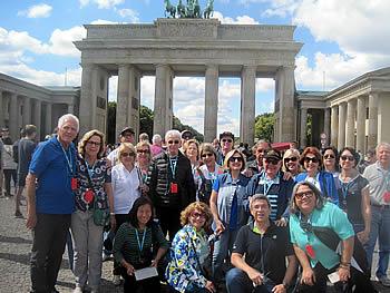 Grupo Queensberry, Brasil, em Berlim, 17/08/2016