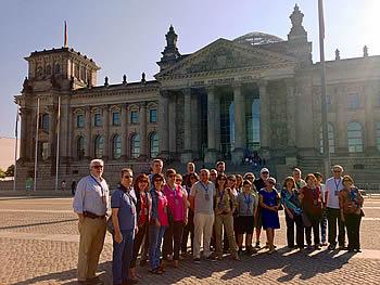 Grupo Abreu, Brasil, em Berlim, 18/08/2016