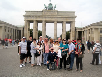 Grupo Transeuropa, Brasil, en Berlín, 23/08/2016