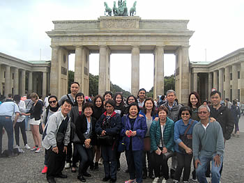 Grupo MIKI, Cingapura, en Berlín, 04/09/2016