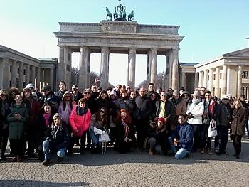 Grupo Abreu, Brasil, em Berlim, 17/01/2017