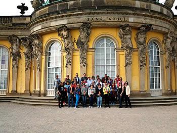 Grupo Abreu, Brasil, en Berlín, 12/05/2017