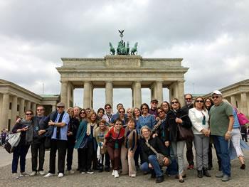 Grupo Cap Imp, Brasil, en Berlín, 15/05/2017