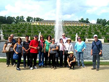 Grupo Queensberry, Brasil, en Berlín, 06/06/2017