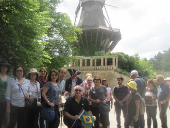 Grupo Queensberry, Brasil, em Potsdam, 06/06/2017