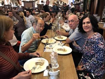 Grupo Queensberry, Brasil, em Berlim, 07/06/2017