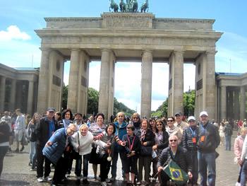 Grupo Queensberry, Brasil, en Berlín, 07/06/2017