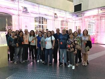 Grupo CEC, Brasil/Portugal, em Berlim, 15/06/2017