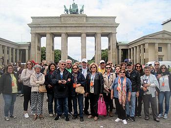 Grupo CEC, Brasil/Portugal, em Berlim, 16/06/2017