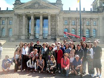 Grupo CAPIMP, Brasil, en Berlín, 17/07/2017
