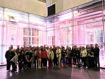 Grupo Abreu, Brasil, em Berlim, 05/08/2017