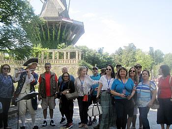 Grupo Queensberry, Brasil, em Potsdam, 15/08/2017