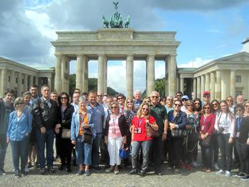 Grupo CEC, Brasil/Portugal, em Berliam, 20/08/2017