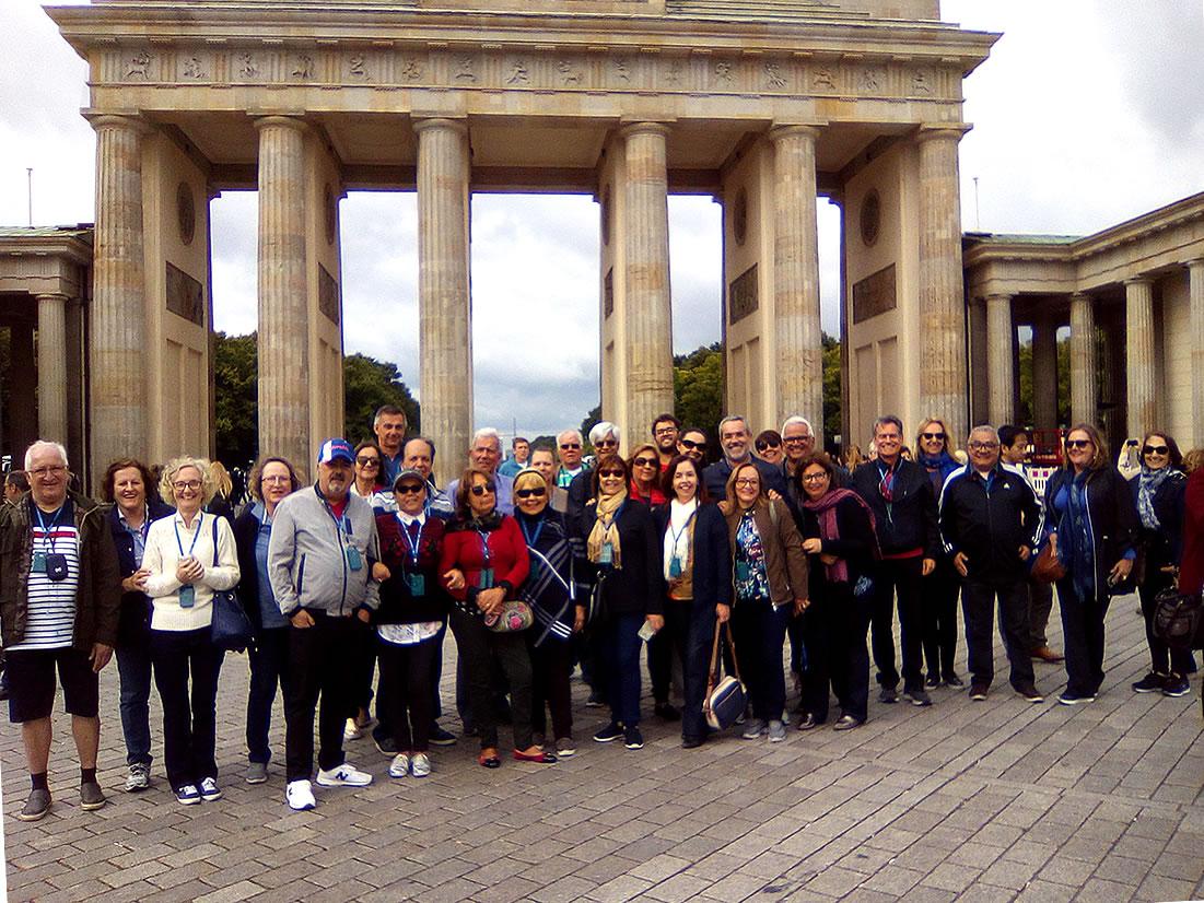 Grupo Abreu, Brasil em Berlim, 21/08/2017