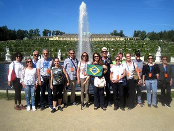 Grupo Queensberry, Brasil, em Potsdam, 29/08/2017