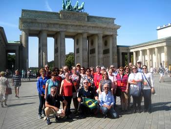 Grupo Queensberry, Brasil, en Berlín, 30/08/2017