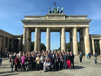 Grupo CapImp, Brasil, em Berlim, 04/09/2017