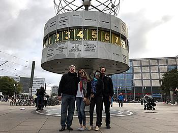 Grupo Stochiero, Brasil, em Berlim, 07/09/2017