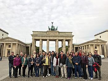 Grupo Abreu, Brasil, em Berlim, 10/09/2017