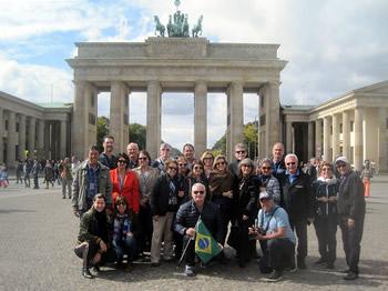 Grupo Queensberry, Brasil, em Berlim, 20/09/2017