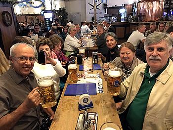 Grupo Queensberry, Brasil, en Berlín, 21/09/2017