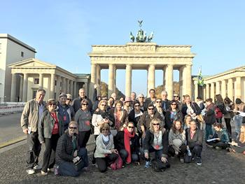 Grupo Reuro, Brasil, em Berlim, 15/10/2017