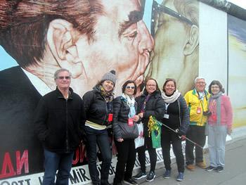 Grupo Reuro, Brasil, em Berlim, 05/11/2017