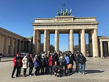 Grupo Abreu, Brasil, em Berlim, 19/03/2018