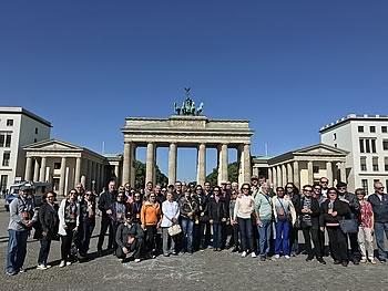 Grupo Abreu, Brasil, em Berlim, 20/05/2018