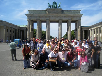 Grupo Queensberry, Brasil, em Berlim, 23/05/2018