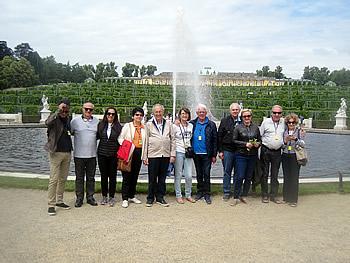 Grupo Queensberry, Brasil, em Potsdam, 26/06/2018