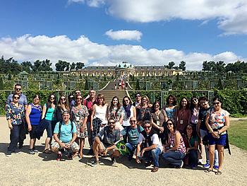 Grupo Reuro, Brasil, em Potsdam, 19/07/2018