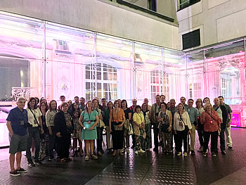 Grupo Capitais, Brasil, em Berlim, 21/07/2018