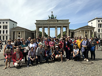 Grupo Abreu, Brasil, em Berlim, 09/06/2019