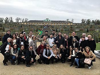 Grupo Reuro, Brasil, em Potsdam, 27/10/2019