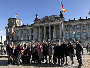 Grupo Reuro, Brasil, em Berlim, 28/10/2019