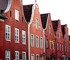 Zona histórica e o Bairro Holandês