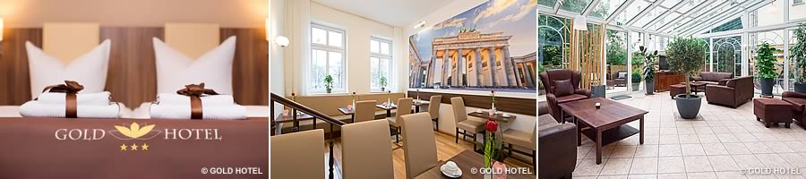 Hotels in Berlin: Gold Hotel