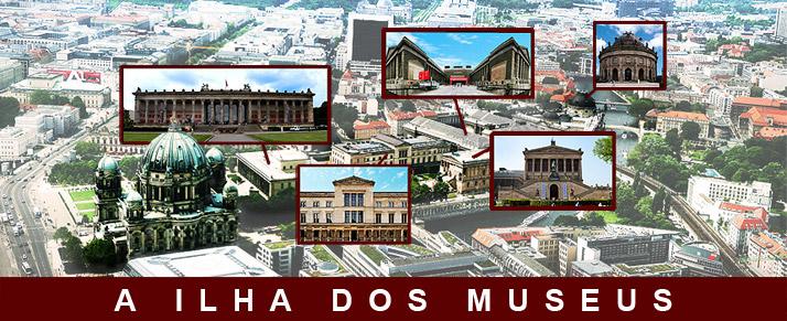 A ILHA DOS MUSEUS