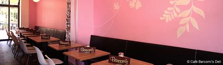 Café Barcomi's Deli