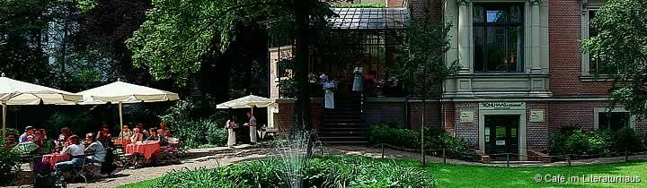 Café im Literaturhaus