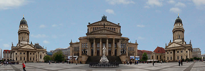 Berlín Gendarmenmarkt