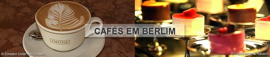 Os melhores cafés em Berlim