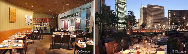 Restaurant Oktogon Fusion